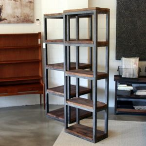 Шкафы и стеллажи в стиле Лофт