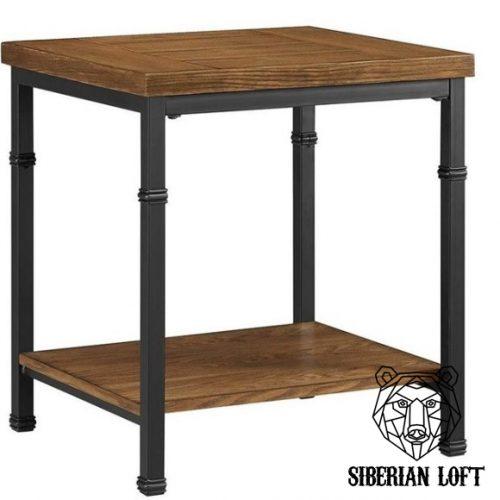 Журнальный стол в стиле Лофт «Остин»