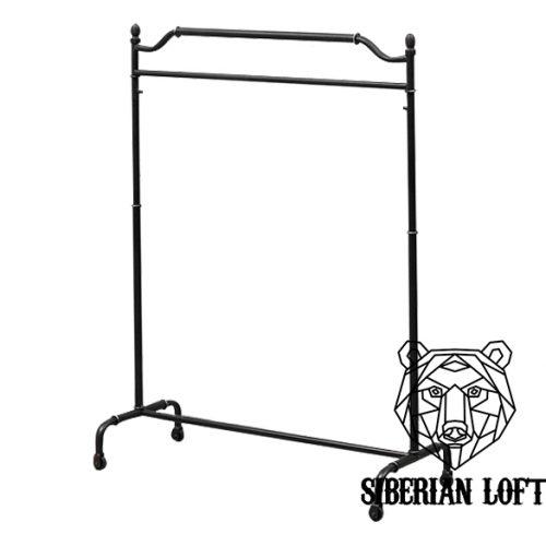 Гардеробная вешалка для одежды в стиле Лофт LGV-99