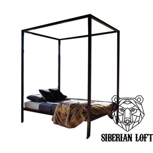 Кровать в стиле Лофт LDB 34