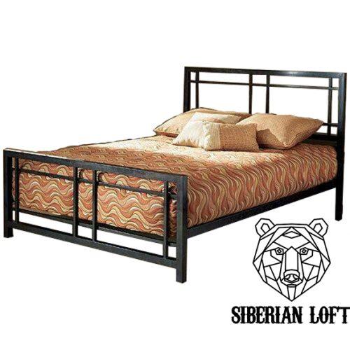 Кровать в стиле Лофт LDB 52