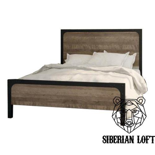 Кровать в стиле Лофт LDB 58