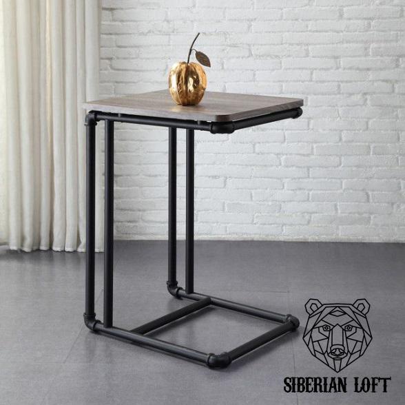 Журнальный стол в стиле Лофт «Манчестер»