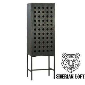 Шкаф в стиле лофт «Пром»