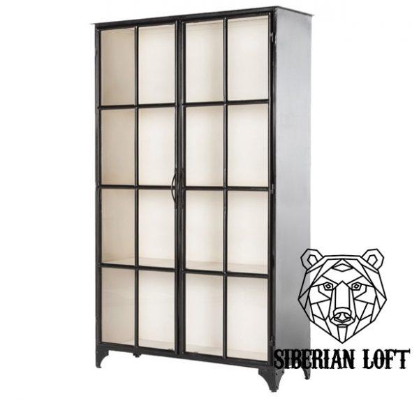 Шкаф в стиле Лофт «Камила»