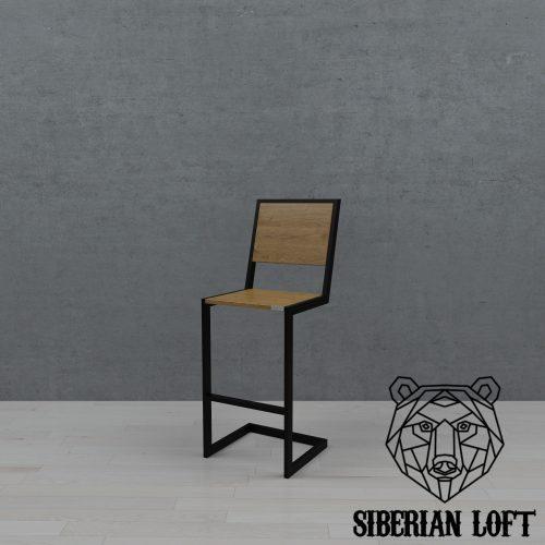 Барный стул в стиле лофт LBS 08 080611