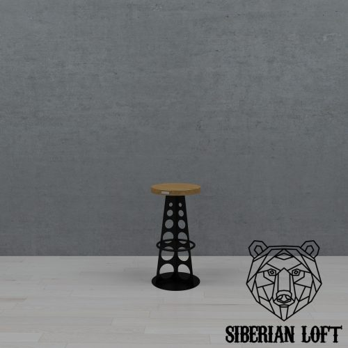 Барный стул в стиле лофт LBS 11 080111