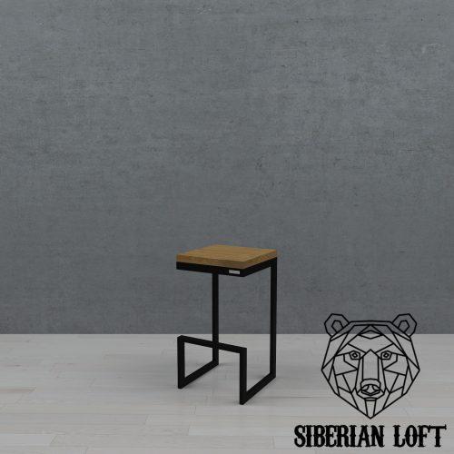 Барный стул в стиле лофт LBS 12 080211