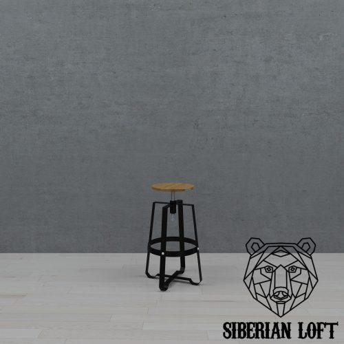 Барный стул в стиле лофт LBS 18 080811