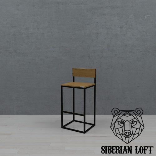 Барный стул в стиле лофт LBSs 05 080511