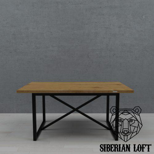 Обеденный стол в стиле лофт LDT 35 050311