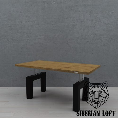 Обеденный стол в стиле лофт LDT 36 050911 2