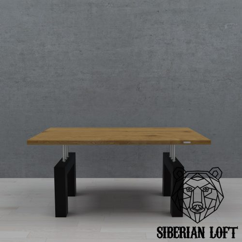 Обеденный стол в стиле лофт LDT 36 050911