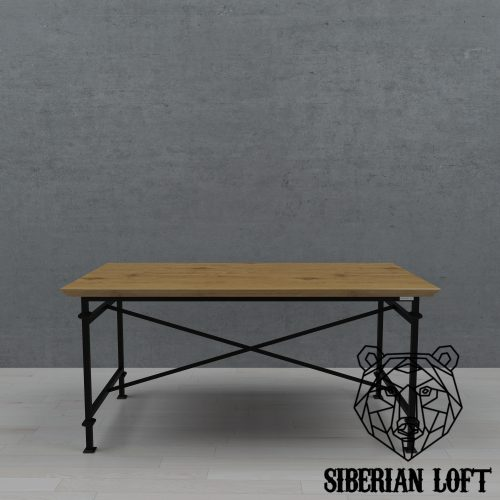 Обеденный стол в стиле лофт LDTs 26 050711