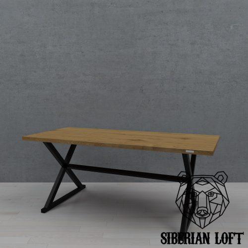 Обеденный стол в стиле лофт LDTx 24 051111