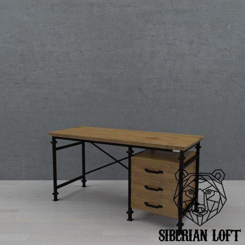 Рабочий стол в стиле лофт LRTc 060111
