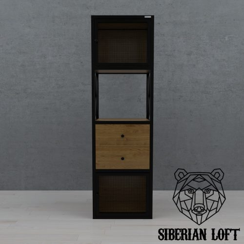 Шкаф в стиле лофт LTC 37 100711