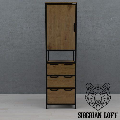 Шкаф в стиле лофт LTCs 39 100111