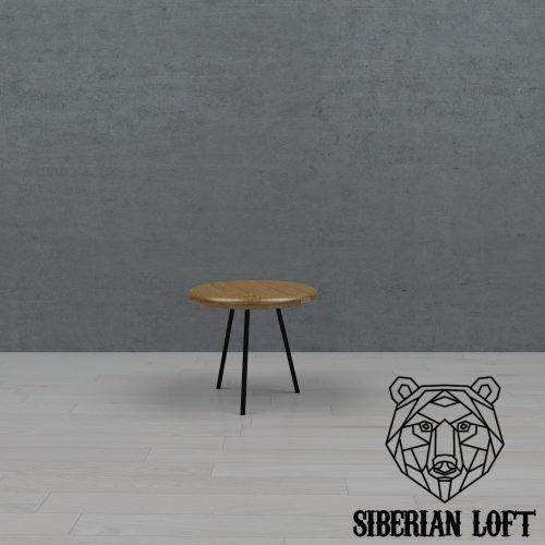 Журнальный стол в стиле лофт LMT 05 070611