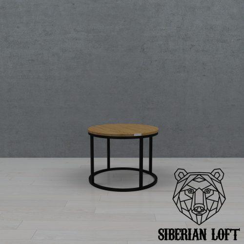 Журнальный стол в стиле лофт LMT 08 071111