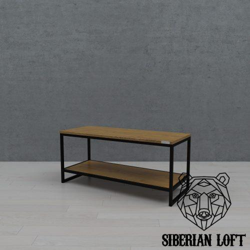 Журнальный стол в стиле лофт LMT 11 070811
