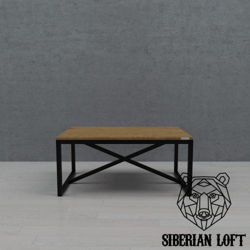 Журнальный стол в стиле лофт LMT 20 070111