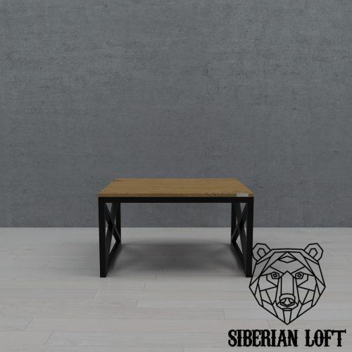 Журнальный стол в стиле лофт LMTx 09 071211